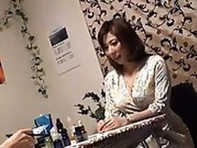 side arm massage with Alane