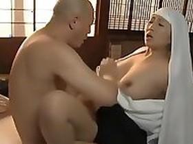 Hottest Japanese model in Amazing JAV video