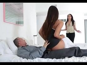 Horny Pretty Stepdaughter Sucks Dick To Skip school FamSuck.com