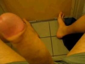 horny swedish soldier wanking